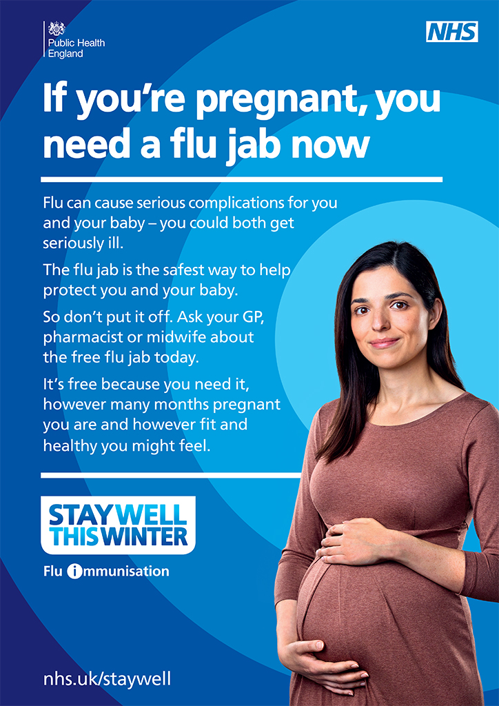 Flu jab pregnancy