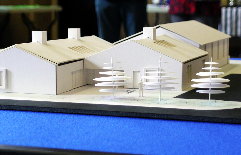 Plans for new Glapwell Centre